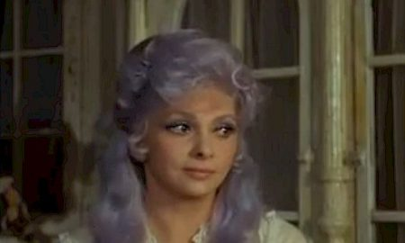 Gina Lollobrigida looking good as the Blue Fairy in Pinnocchio