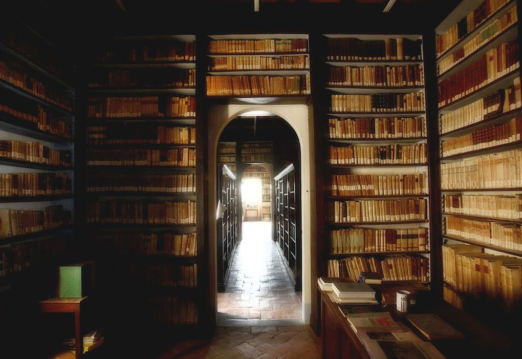 Biblioteca Capitolare (Chapter Library) of Pescia