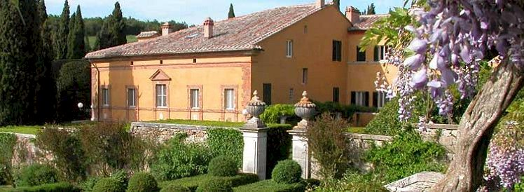 Accommodations in Chianti