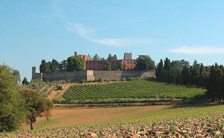 Brolio Castle