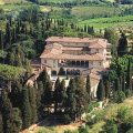 Castello di Uzzano at Greve in Chianti