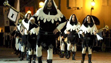 Corsa all'Anello Festival, Narni