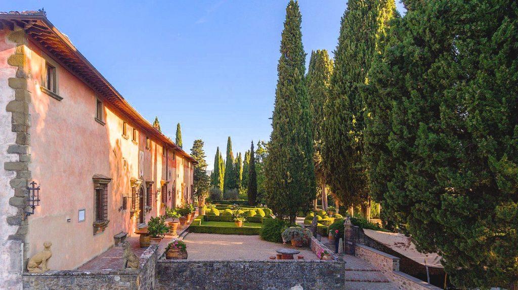 Villa Vignamaggio Chianti