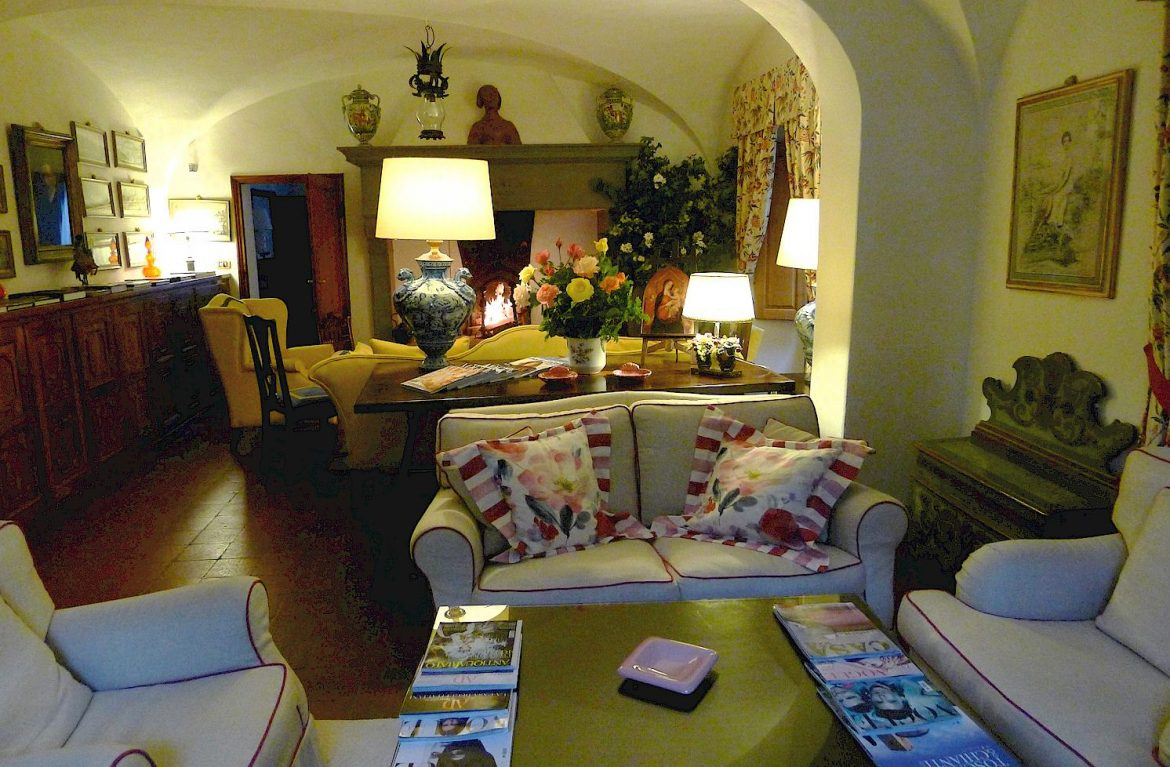Luxury Tuscan villa to rent