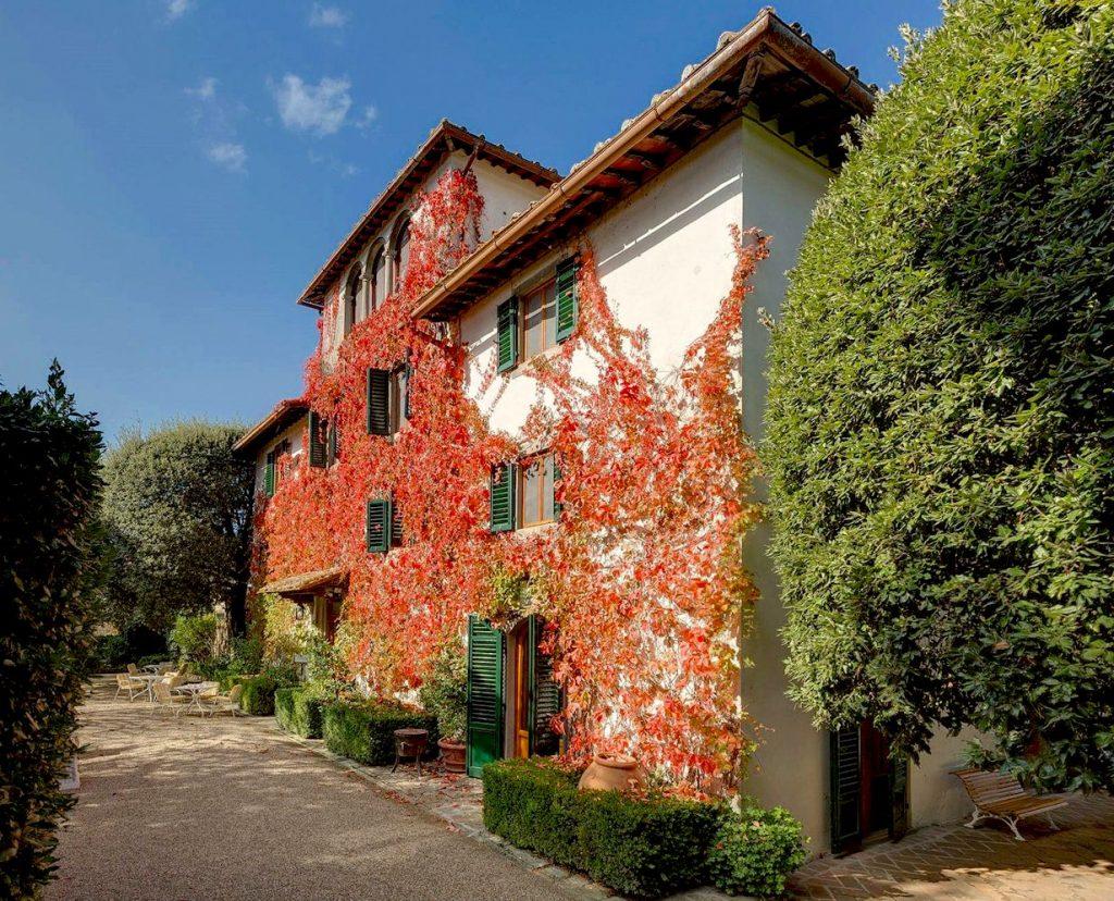 Villa Le Barone villa hotel
