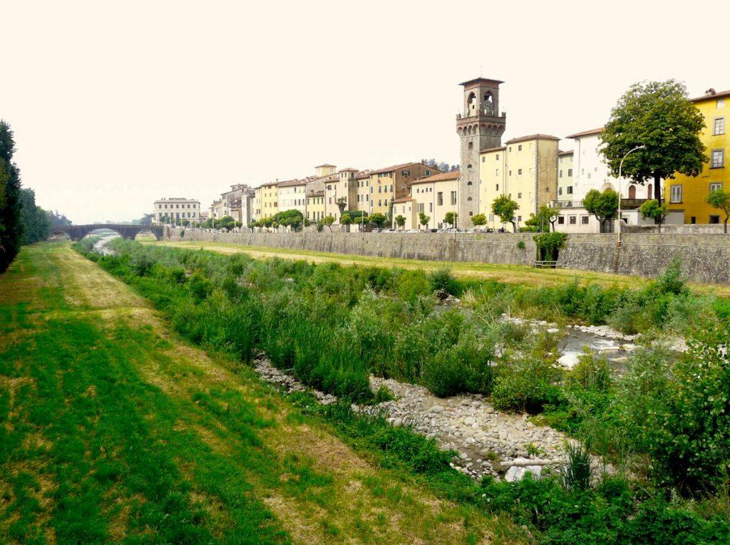 River Pescia