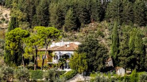 Tuscany vacation villa hotel