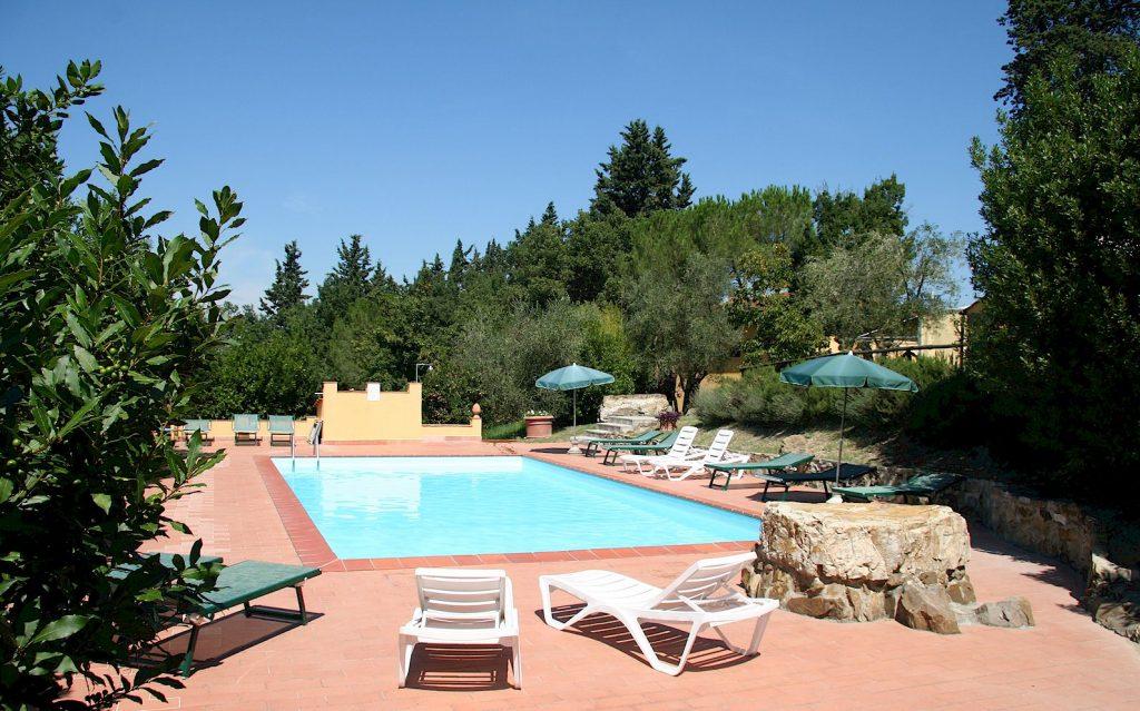 Agriturismo Corte di Valle pool