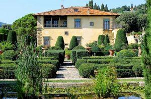 Villa Gamberaia Tuscany